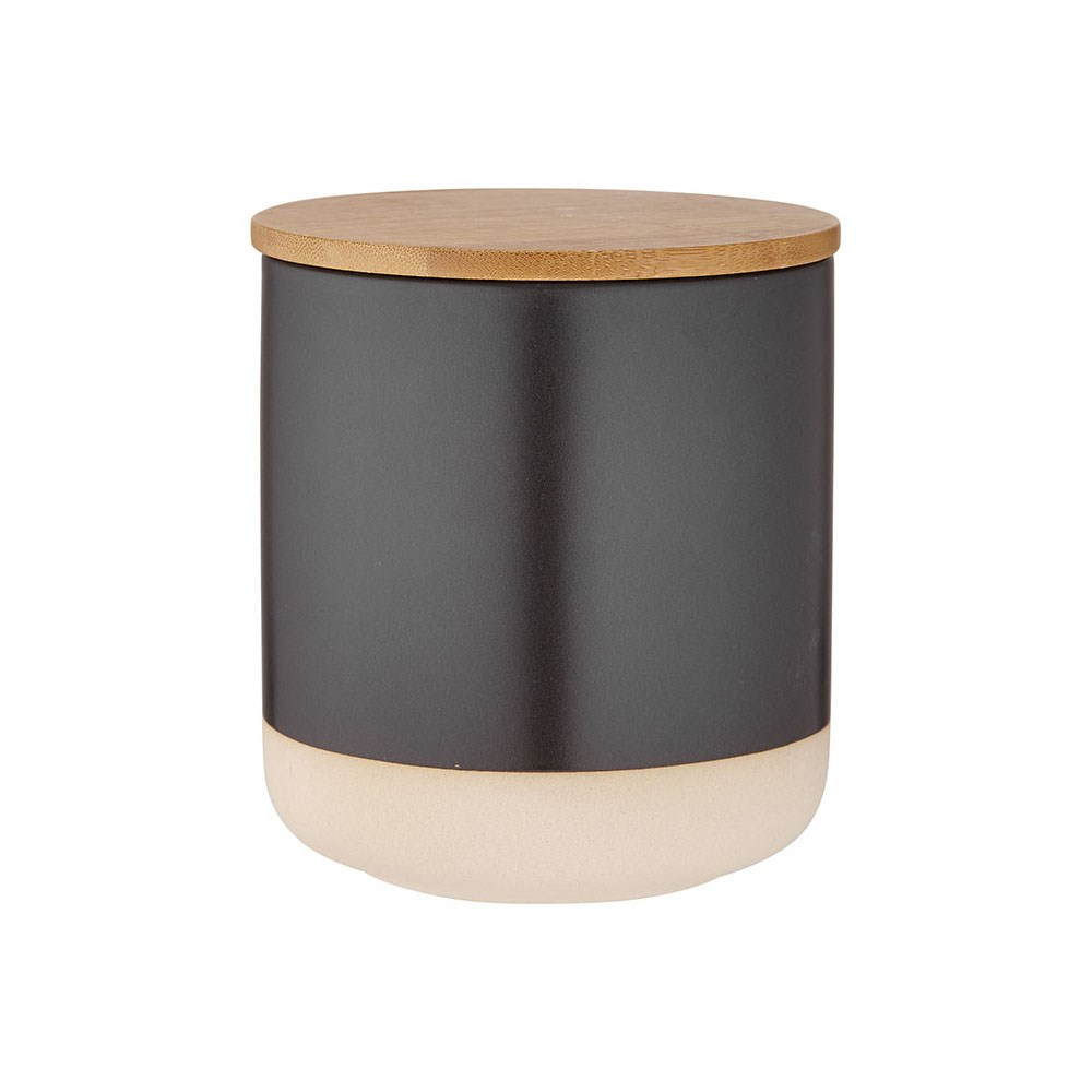 Ladelle Host 13cm Canister - Charcoal