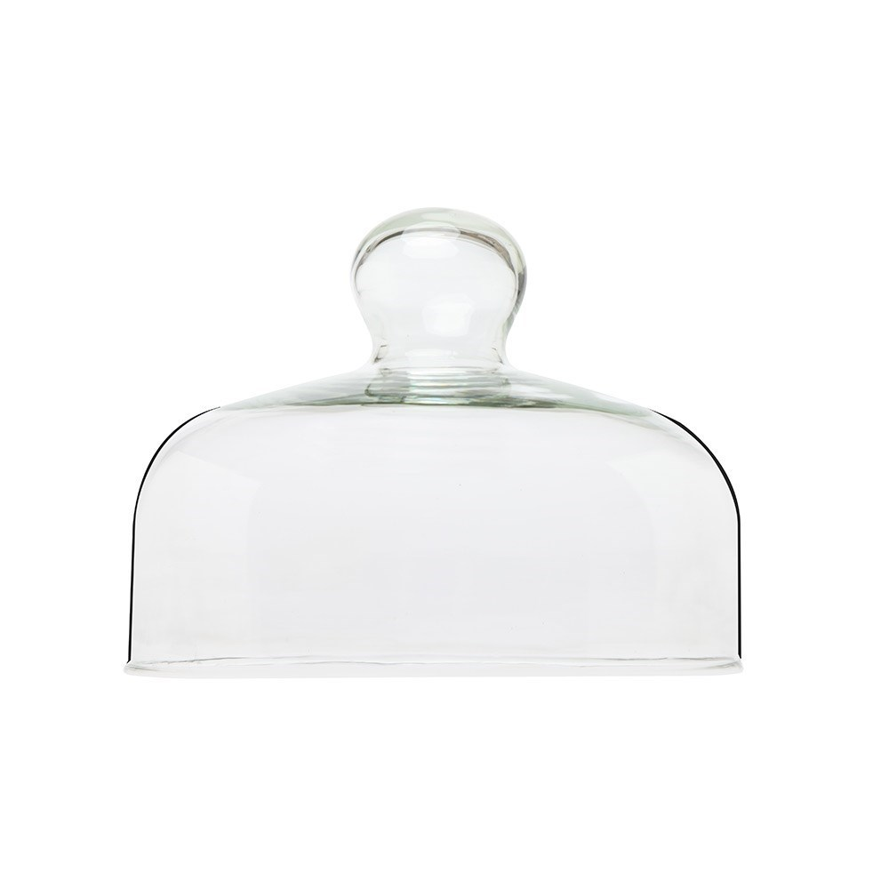 Stanley Rogers Glass Cheese Dome