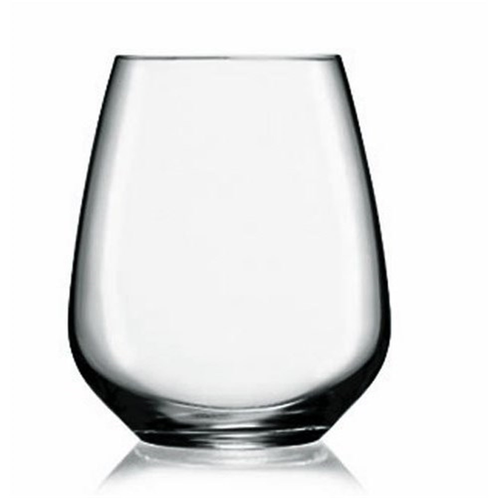 Luigi Bormioli Alfieri Stemless Cabernet Glass 670ml Set of 6