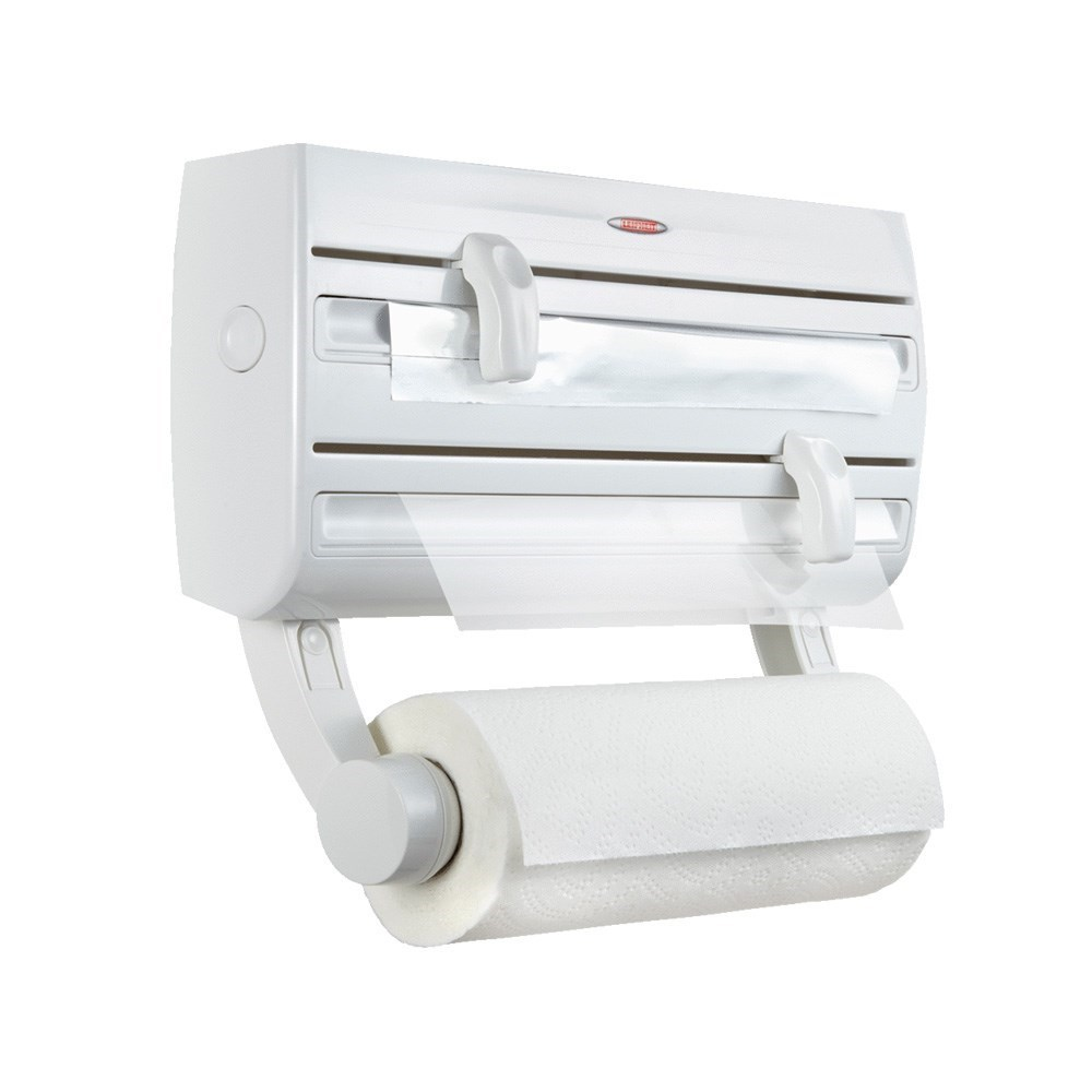Leifheit Parat F2 Wall Mounted Roll Holder 41cm White