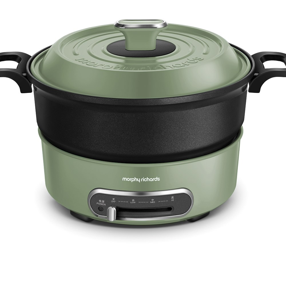Morphy Richards Round MultiPot - Green