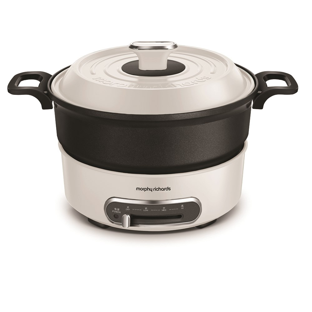 Morphy Richards Round MultiPot White