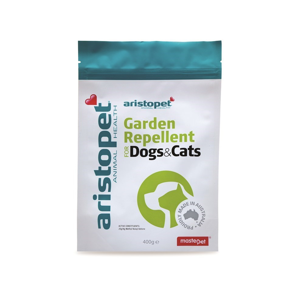 Aristopet Outdoor Garden Repellent Granules for Cats & Dog 400g