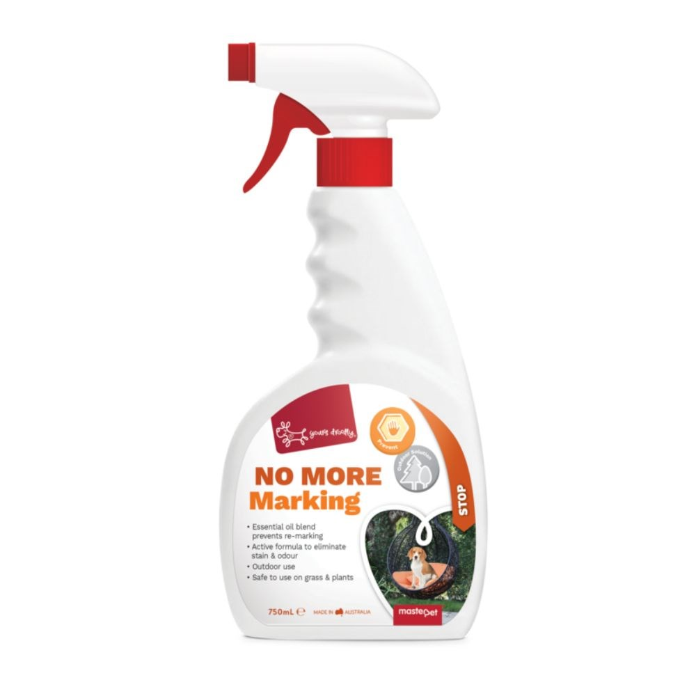 Yours Droolly Outdoor No More Dog Marking 750ml