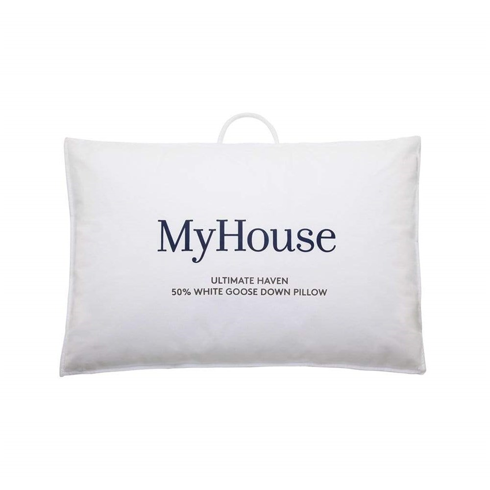 MyHouse Ultimate Haven Down Pillow