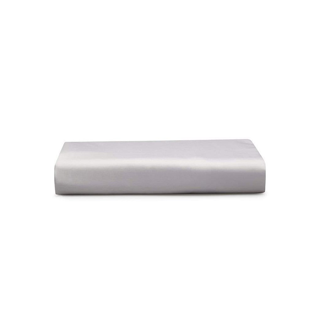 MyHouse Ashton Fitted Sheet Super King Light Grey