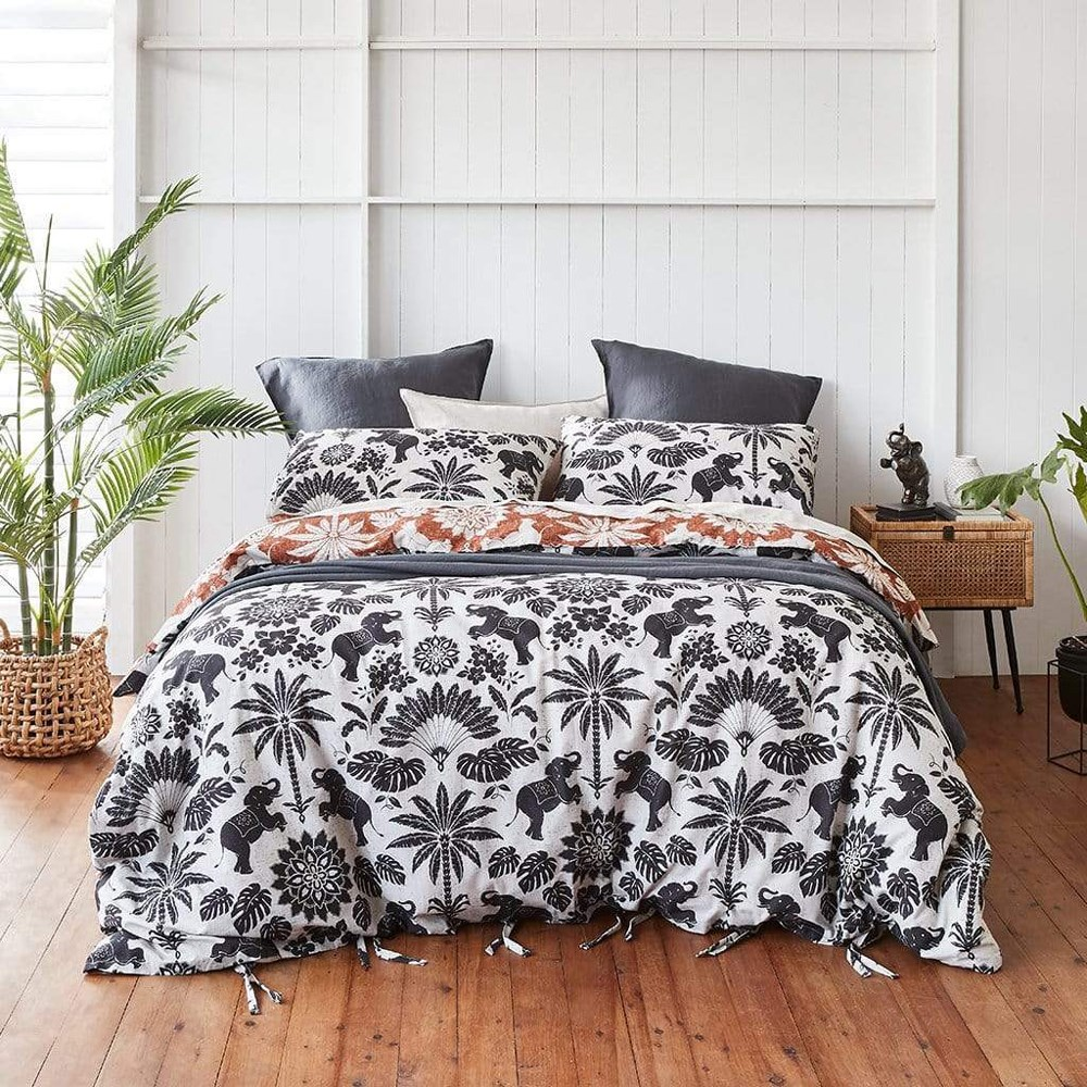 MyHouse Asha Single Bed Quilt Cover Set