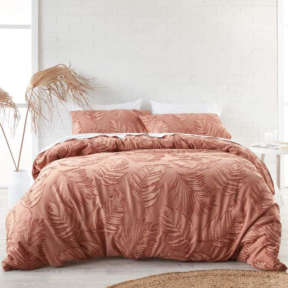 MyHouse Terra Quilt Cover Set Double