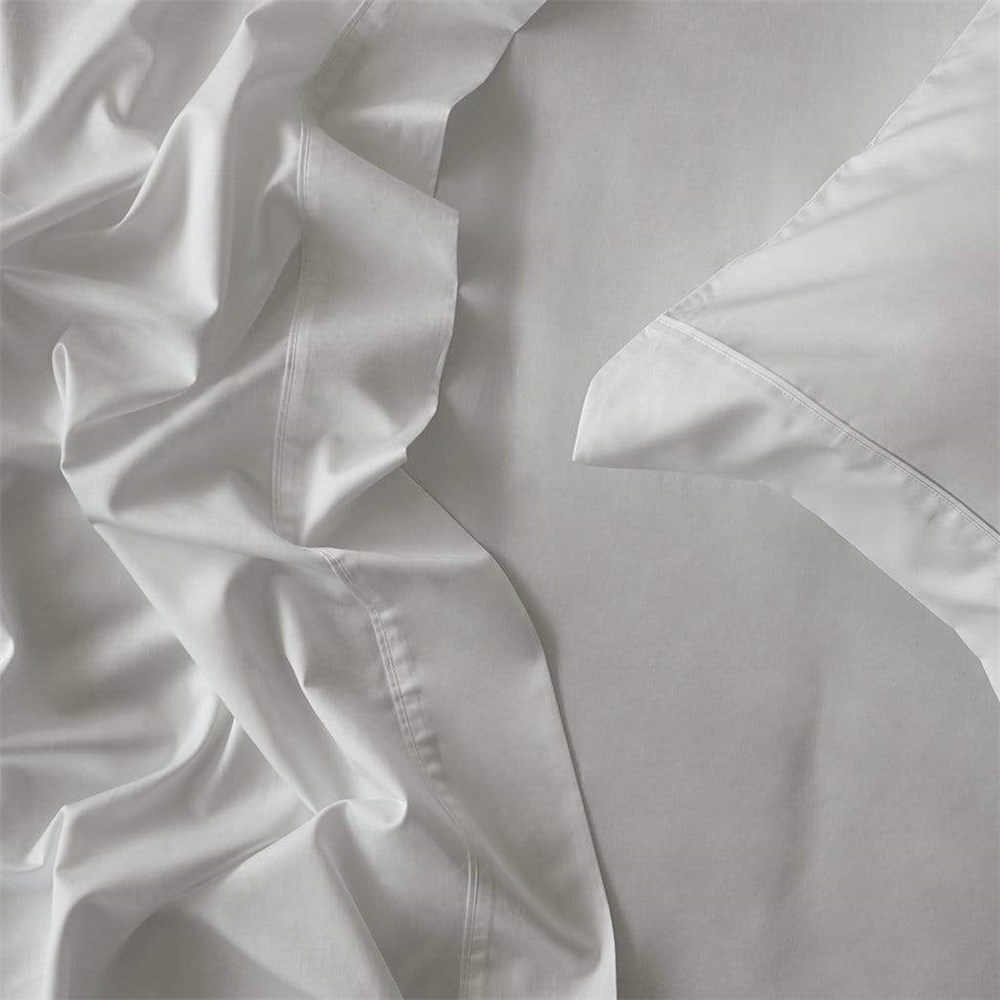 MyHouse Reyne Tencel Fitted Sheet Double Pebble