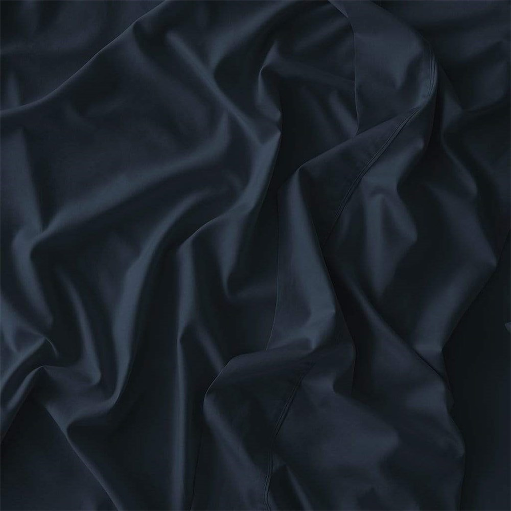 MyHouse Reyne Tencel Fitted Sheet Super King Dress Blue