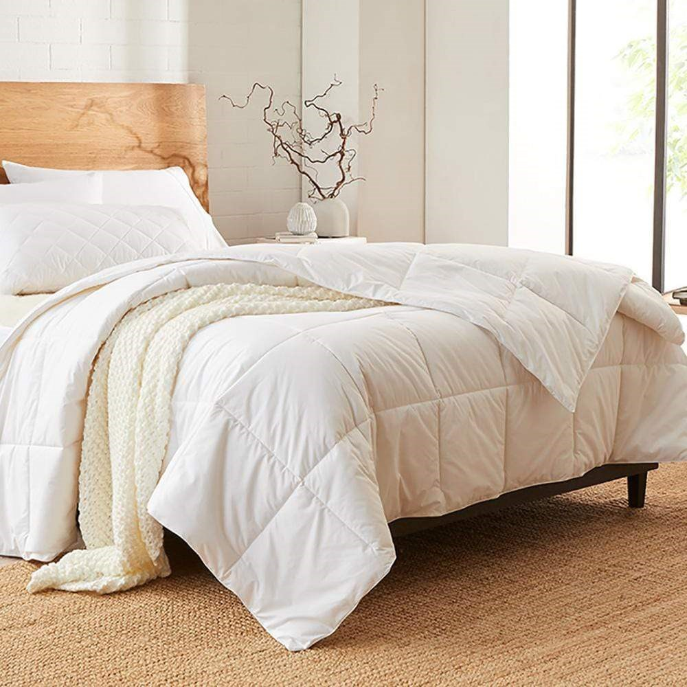 MyHouse Luxe Wool 300 Quilt Double
