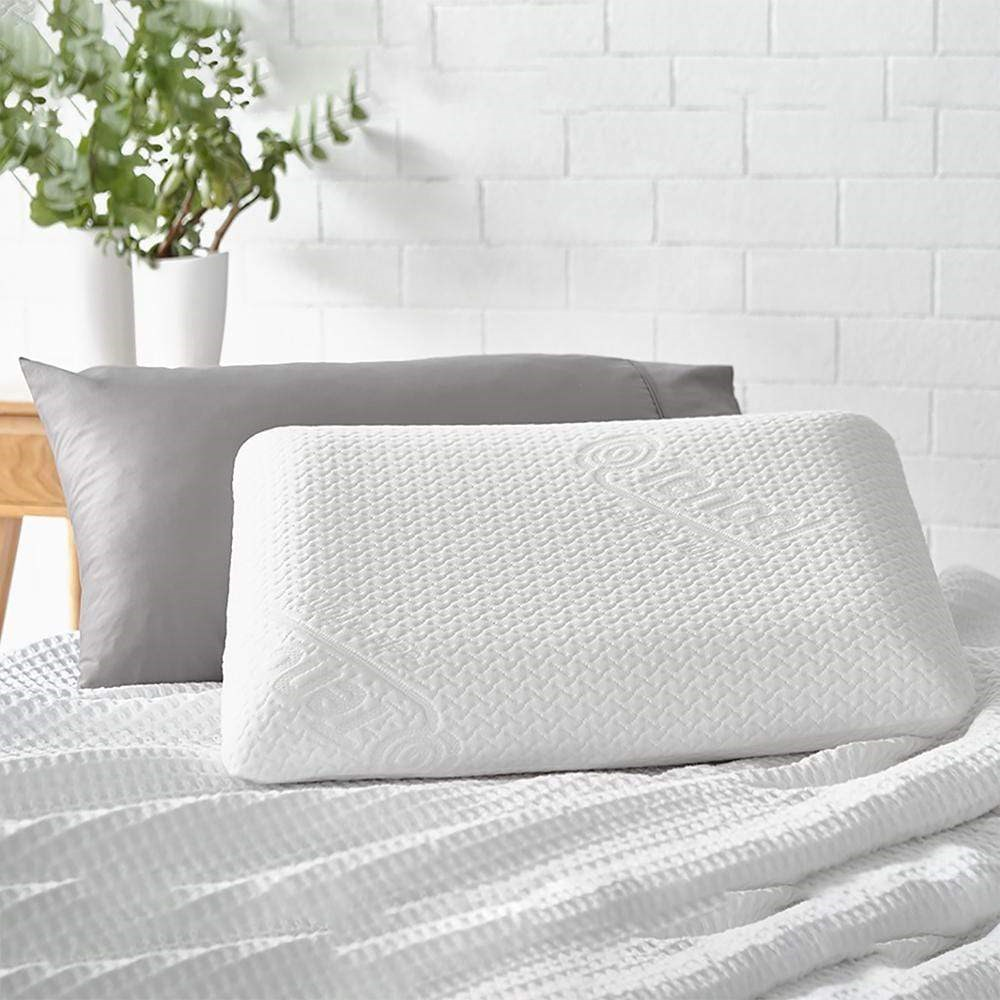 MyHouse Spa Series Memory Loft 2-in-1 Pillow