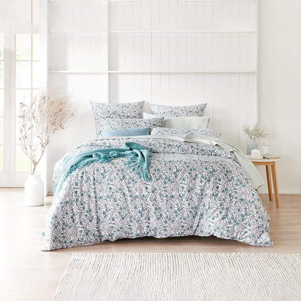 MyHouse Libby Quilt Cover Set King Single