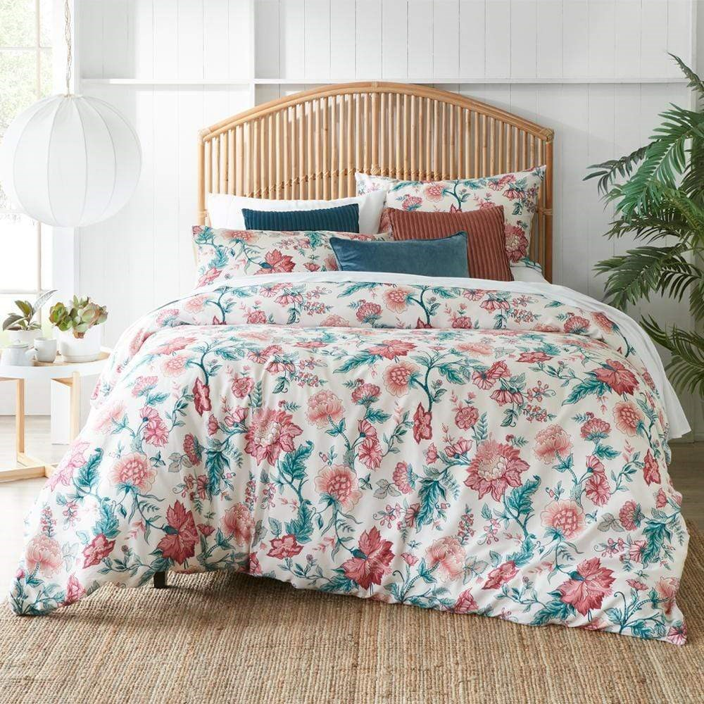 MyHouse Flo Quilt Cover Set Queen