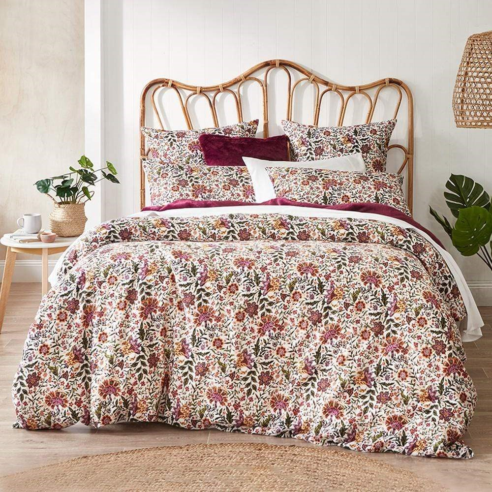 MyHouse Wilder Quilt Cover Set King