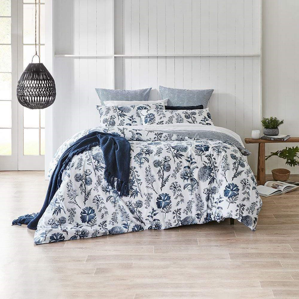MyHouse Harlow Quilt Cover Set Double