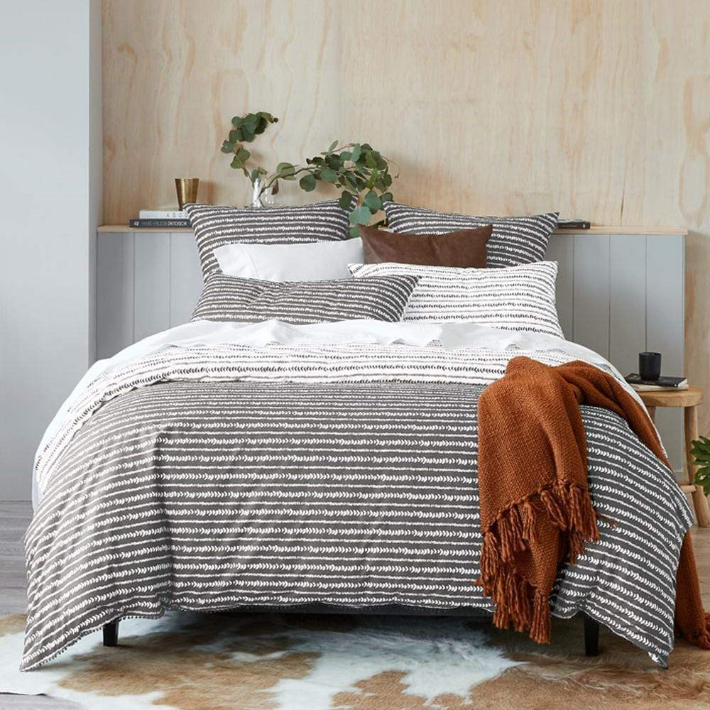 MyHouse Tribal Quilt Cover Set Queen