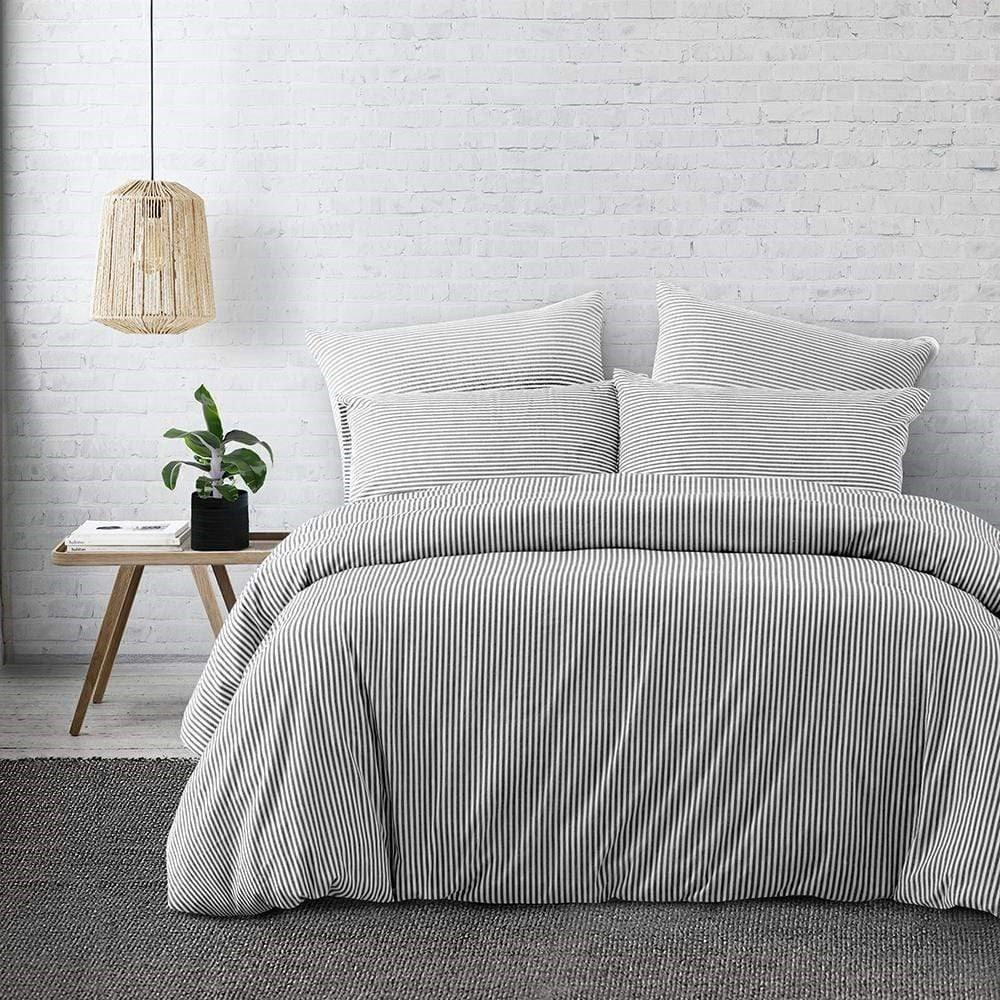 MyHouse Ali Quilt Cover Set King