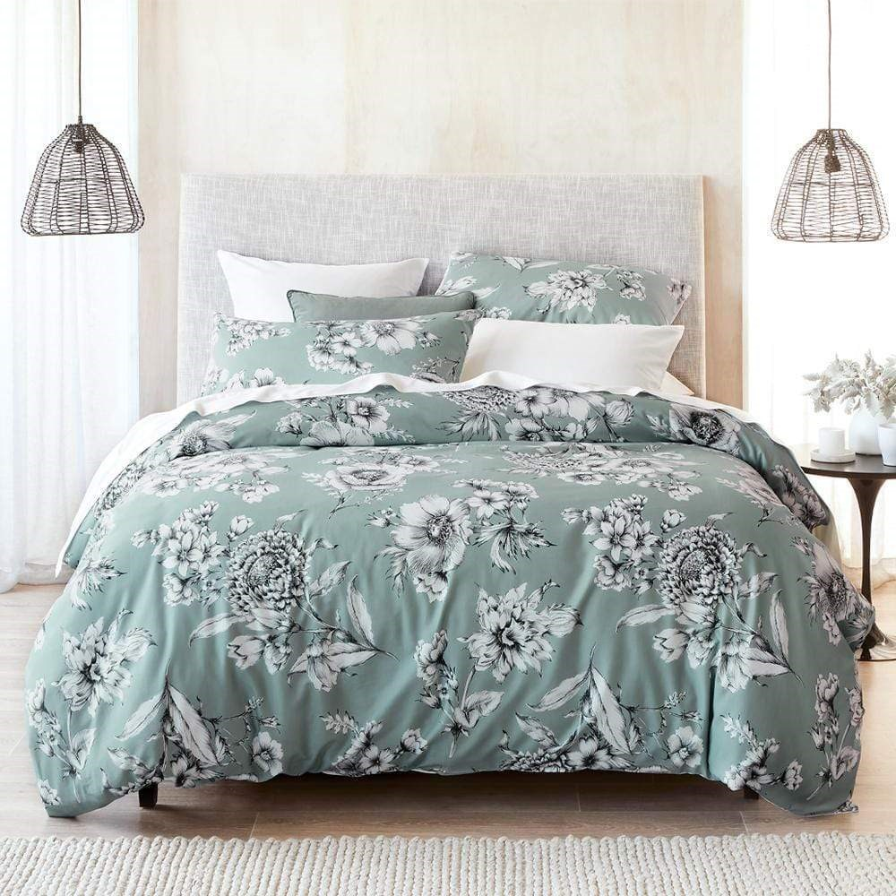 MyHouse Lucia Quilt Cover Set Single