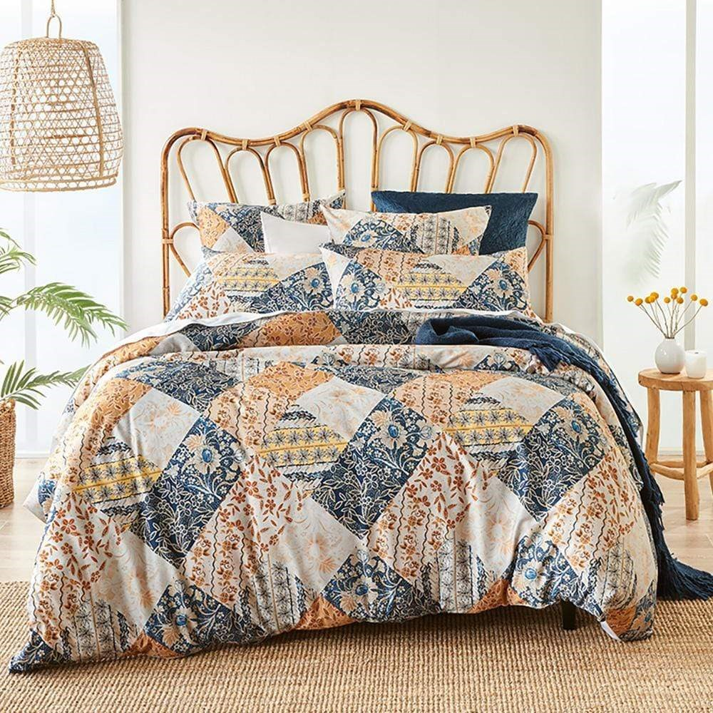MyHouse Eliza Quilt Cover Set Queen