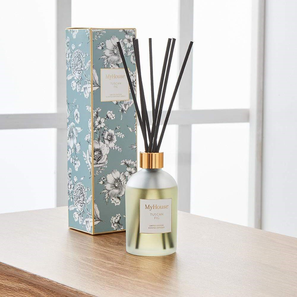 MyHouse Lucia Tuscan Fig Reed Diffuser