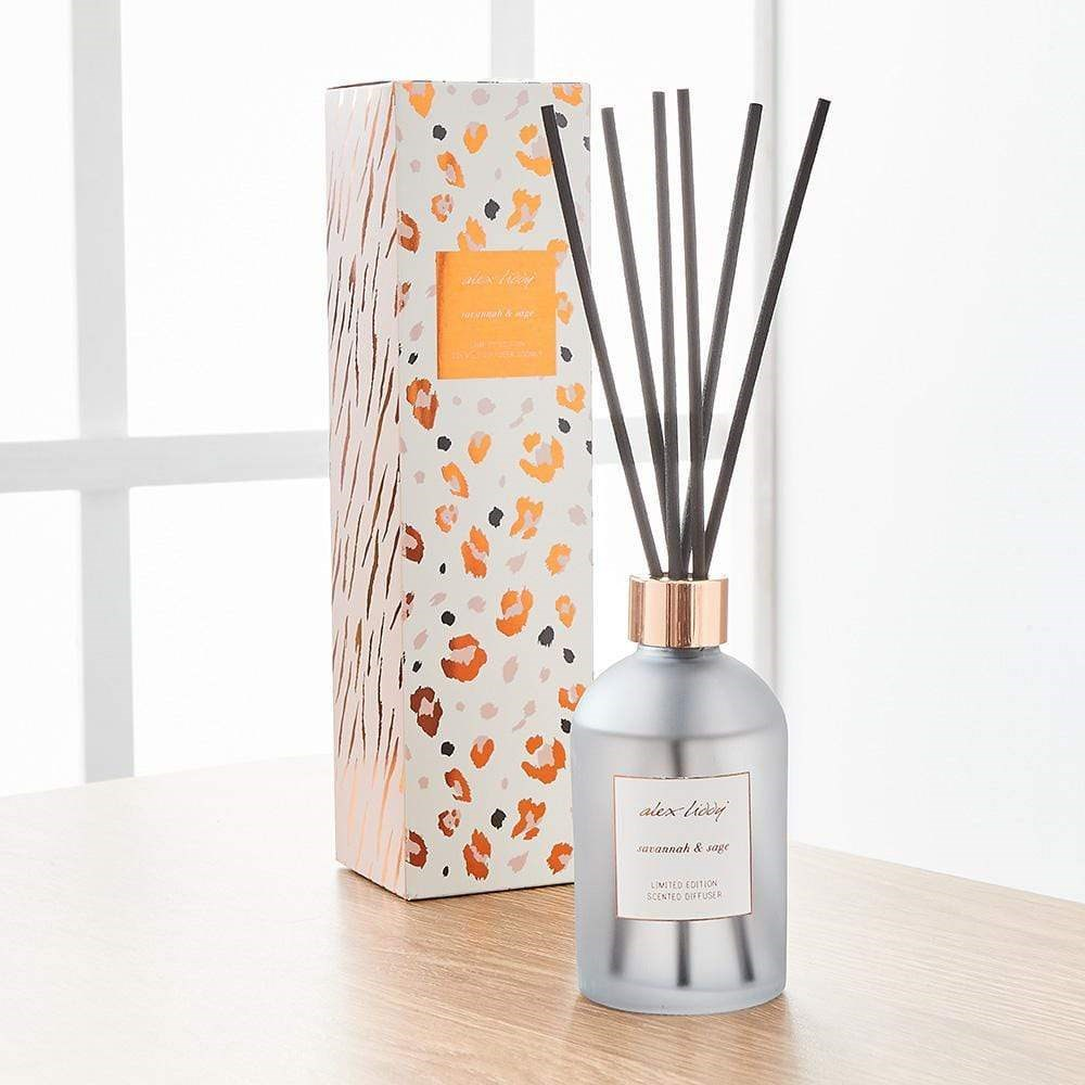 Alex Liddy Savannah & Sage Reed Diffuser