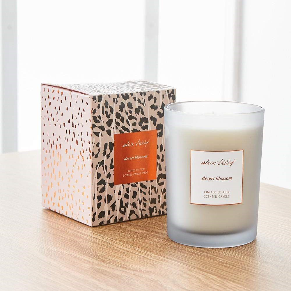 Alex Liddy Desert Blossom Large Scented Candle