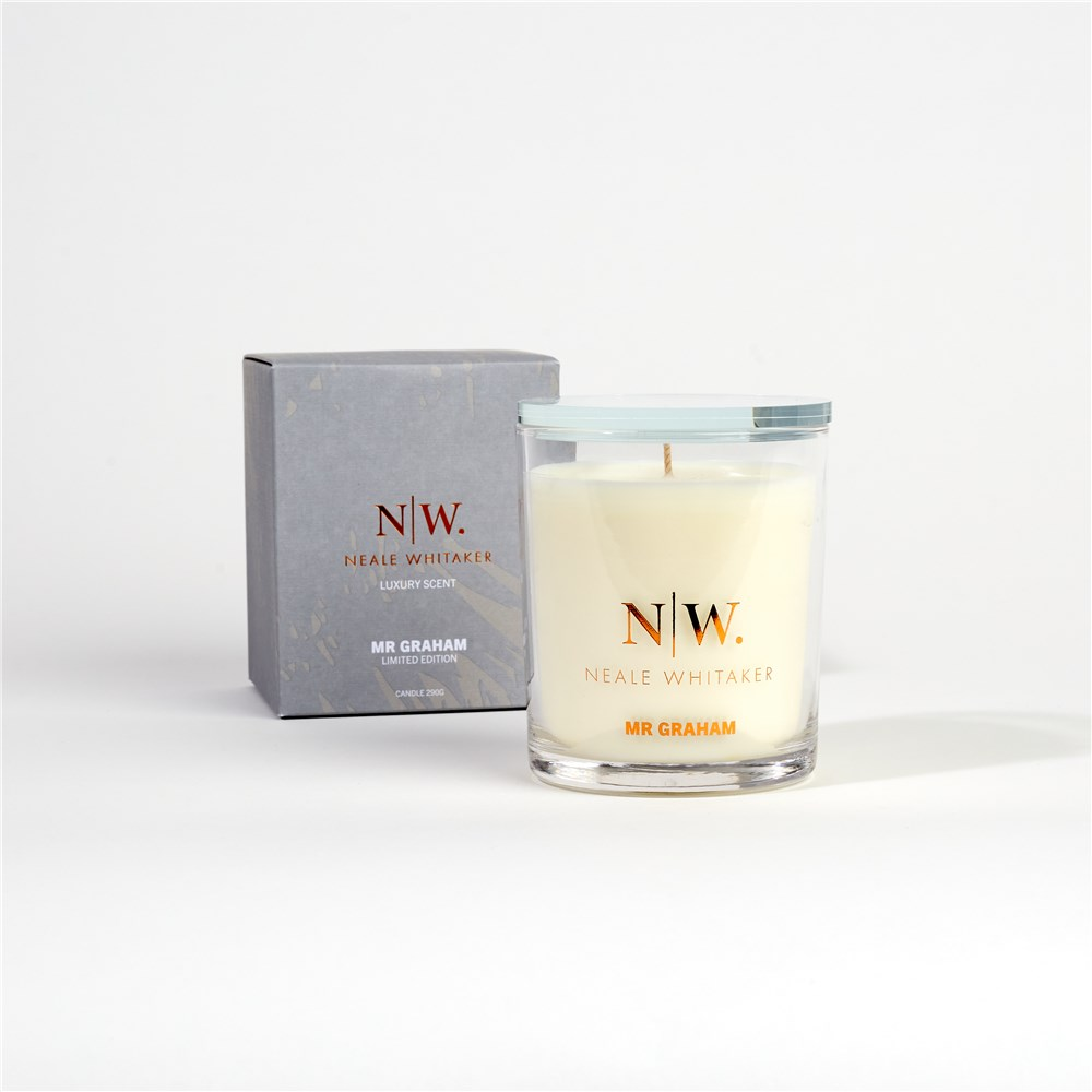 Neale Whitaker Scented Candle Mr Graham