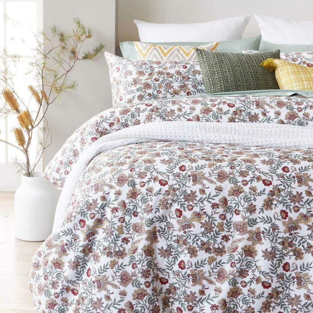 MyHouse Willa Quilt Cover Set Queen