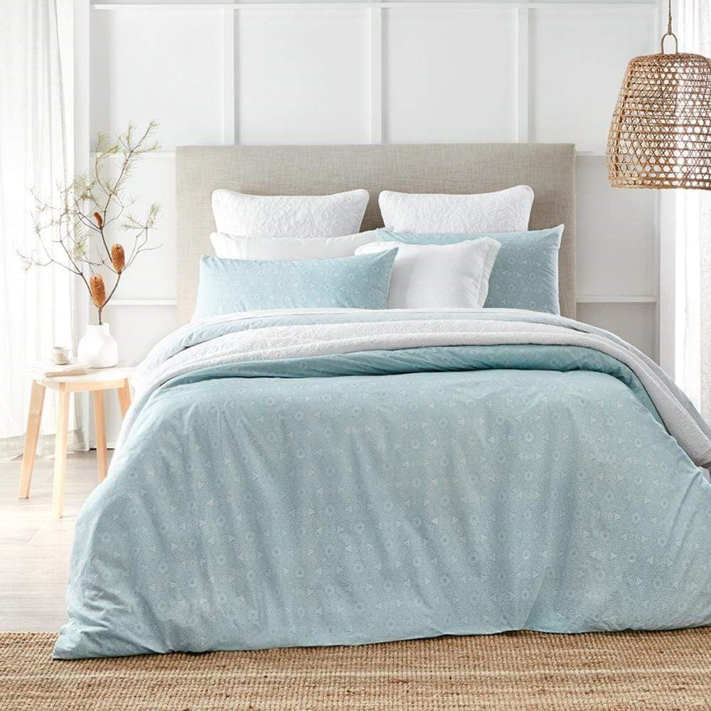 MyHouse Tallulah Quilt Cover Set Queen
