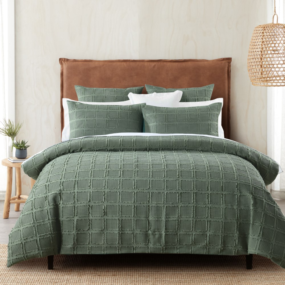 MyHouse Jude Quilt Cover Set Double