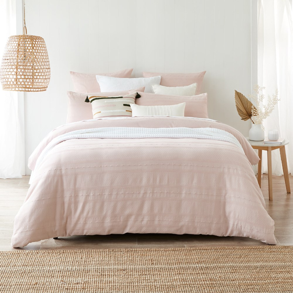 MyHouse Misty Quilt Cover Set Queen