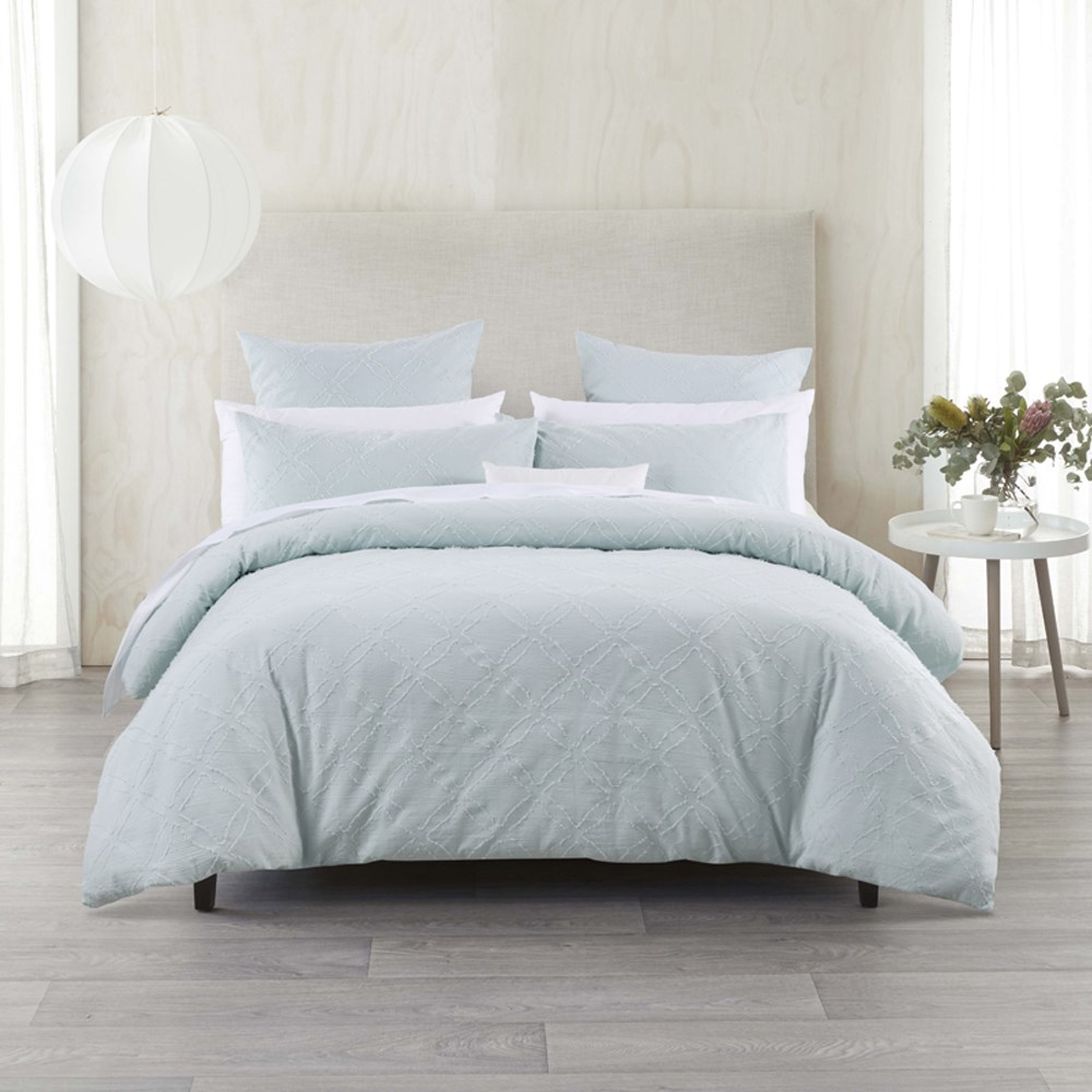 MyHouse Clover Quilt Cover Set Queen