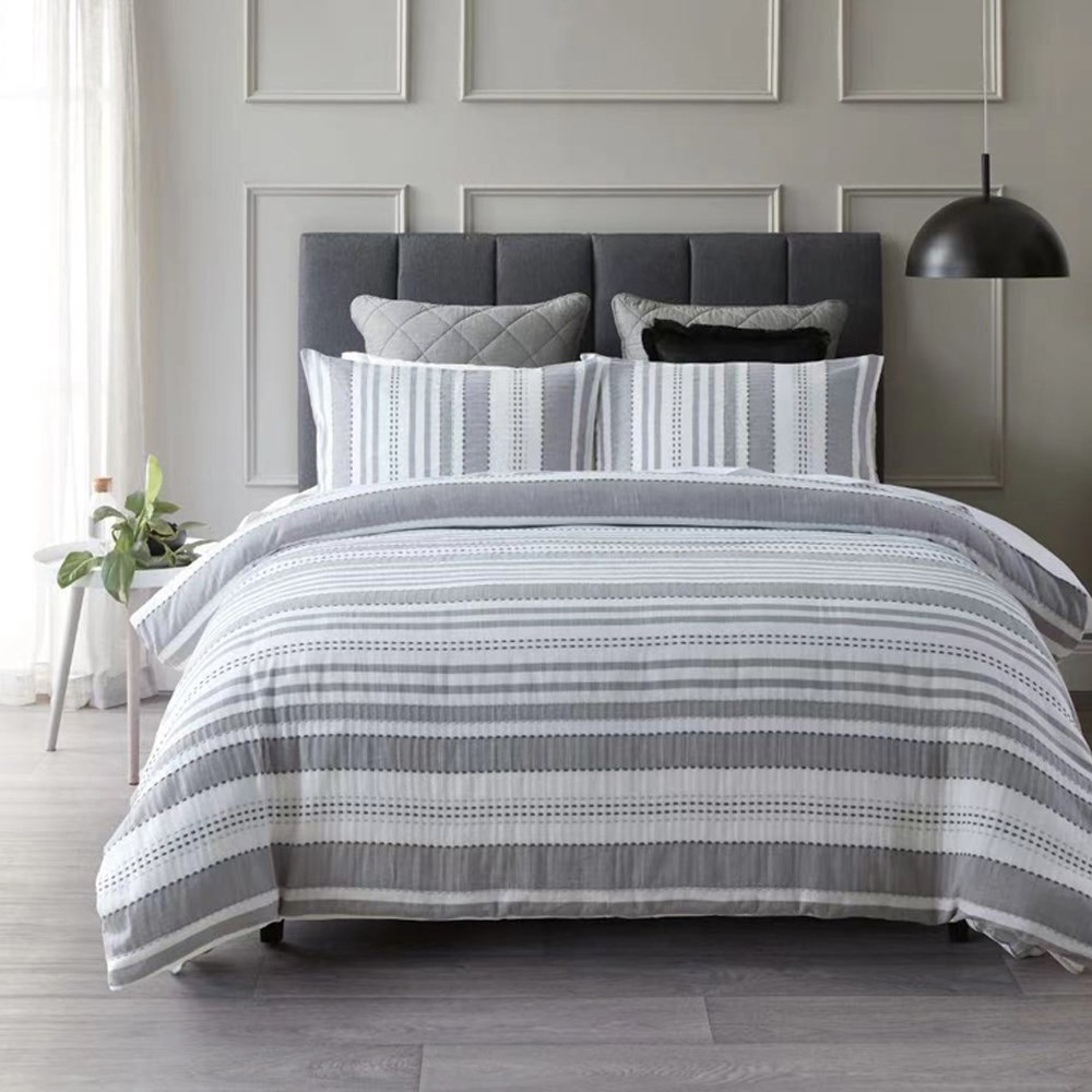 MyHouse Presley Quilt Cover Set Queen