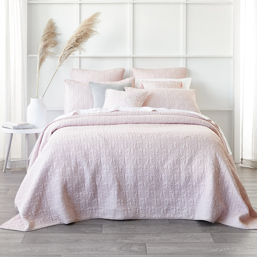 MyHouse Ivy Coverlet Super King