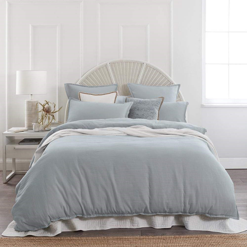 Home Beautiful Foundations Quilt Cover Set Queen Dawn