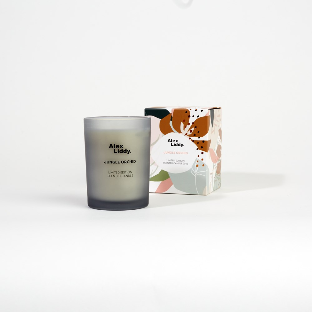 Alex Liddy Jungle Orchid Large Scented Candle