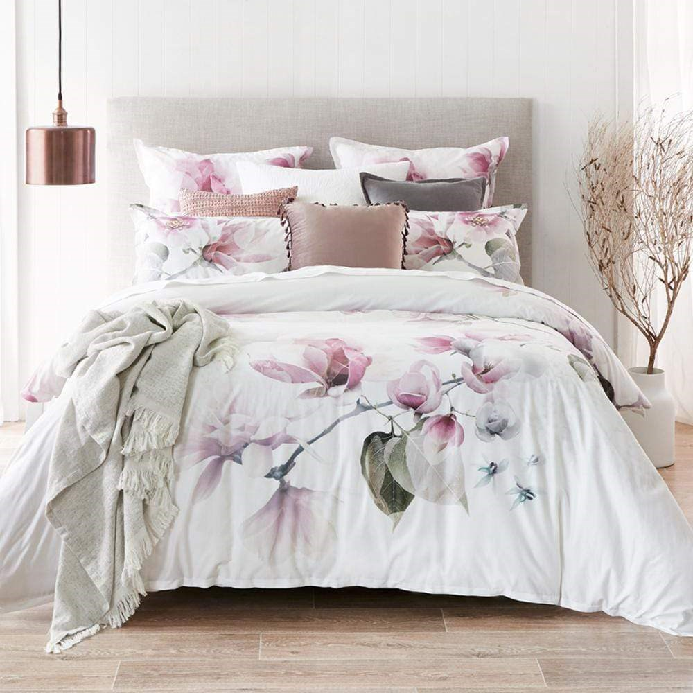 MyHouse Faelyn Quilt Cover Set Super King