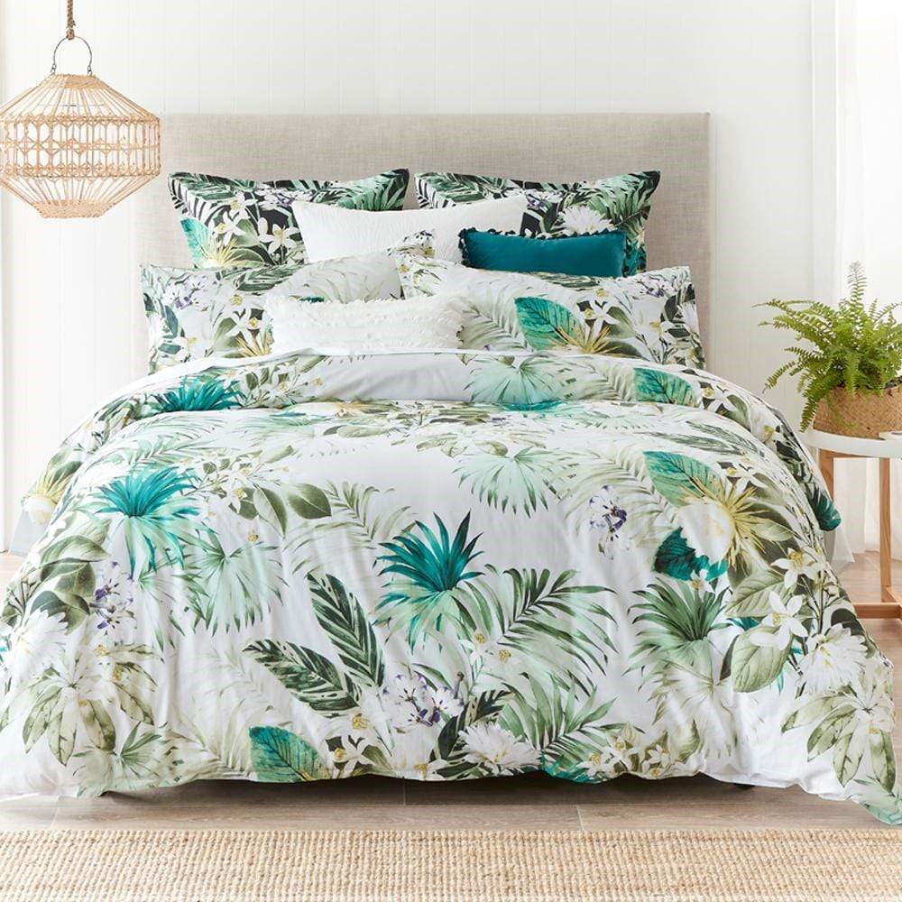 MyHouse Paradiso Quilt Cover Set Double