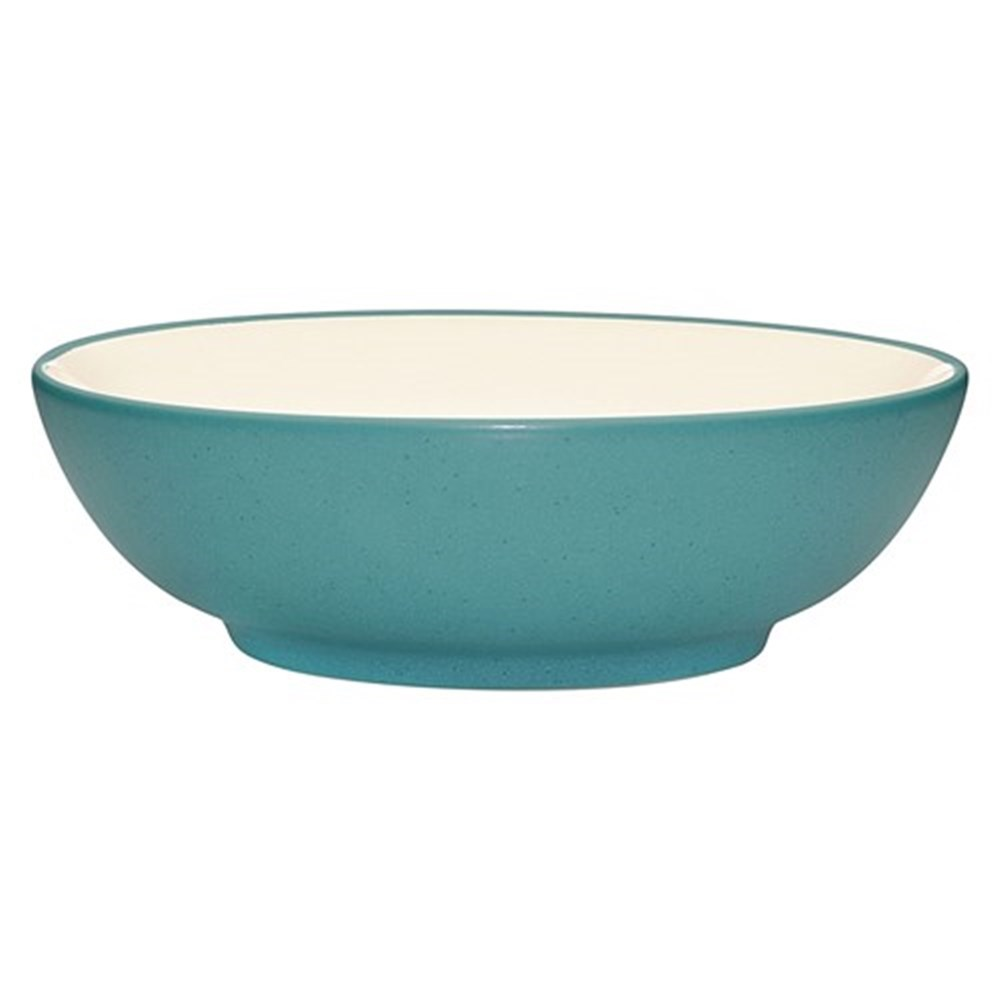 Noritake Colourwave Serving Bowl 30.5cm Turquoise
