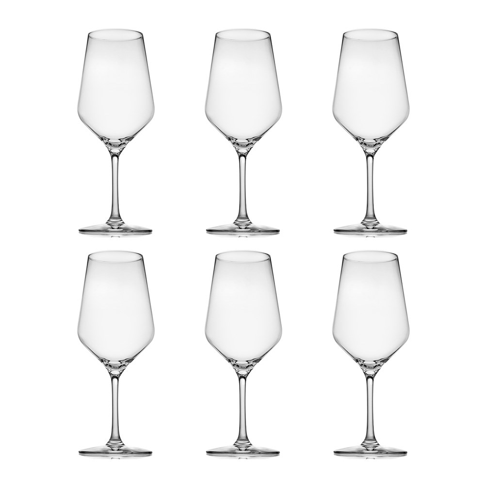 IVV by Noritake Tasting Hour 6 Piece White Wine Glass Set 365ml