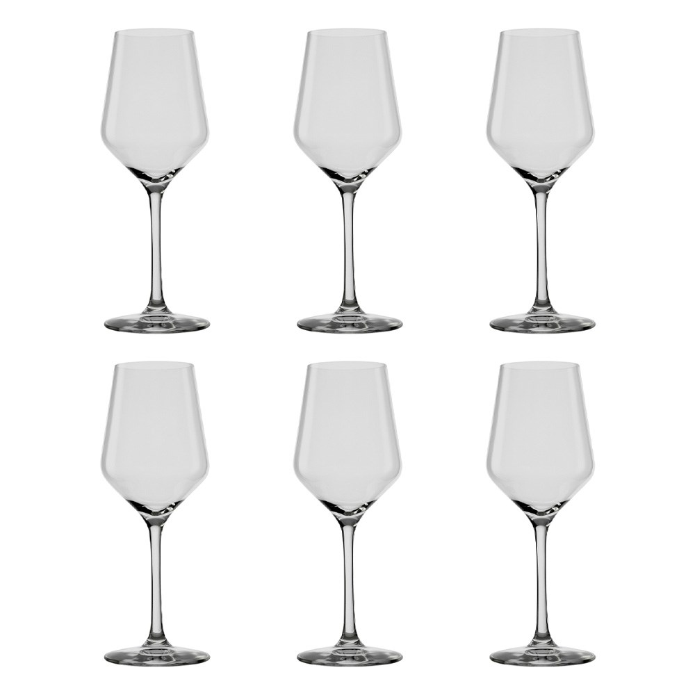 IVV by Noritake Tasting Hour 6 Piece Red Wine Glass Set 490ml