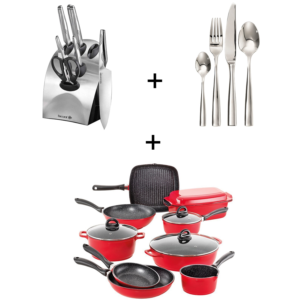Baccarat Home Cooking Bundle Pack