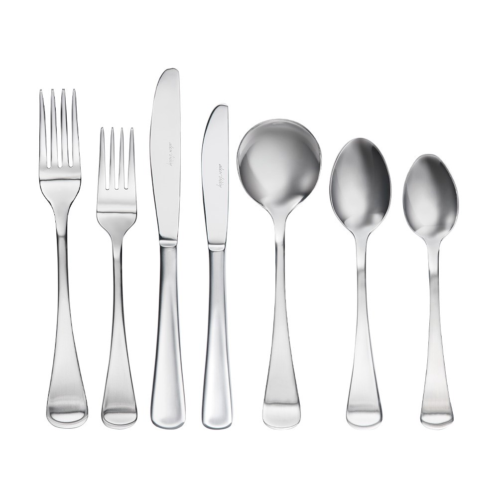 Alex Liddy Castella Stainless Steel 56 Piece Cutlery Set