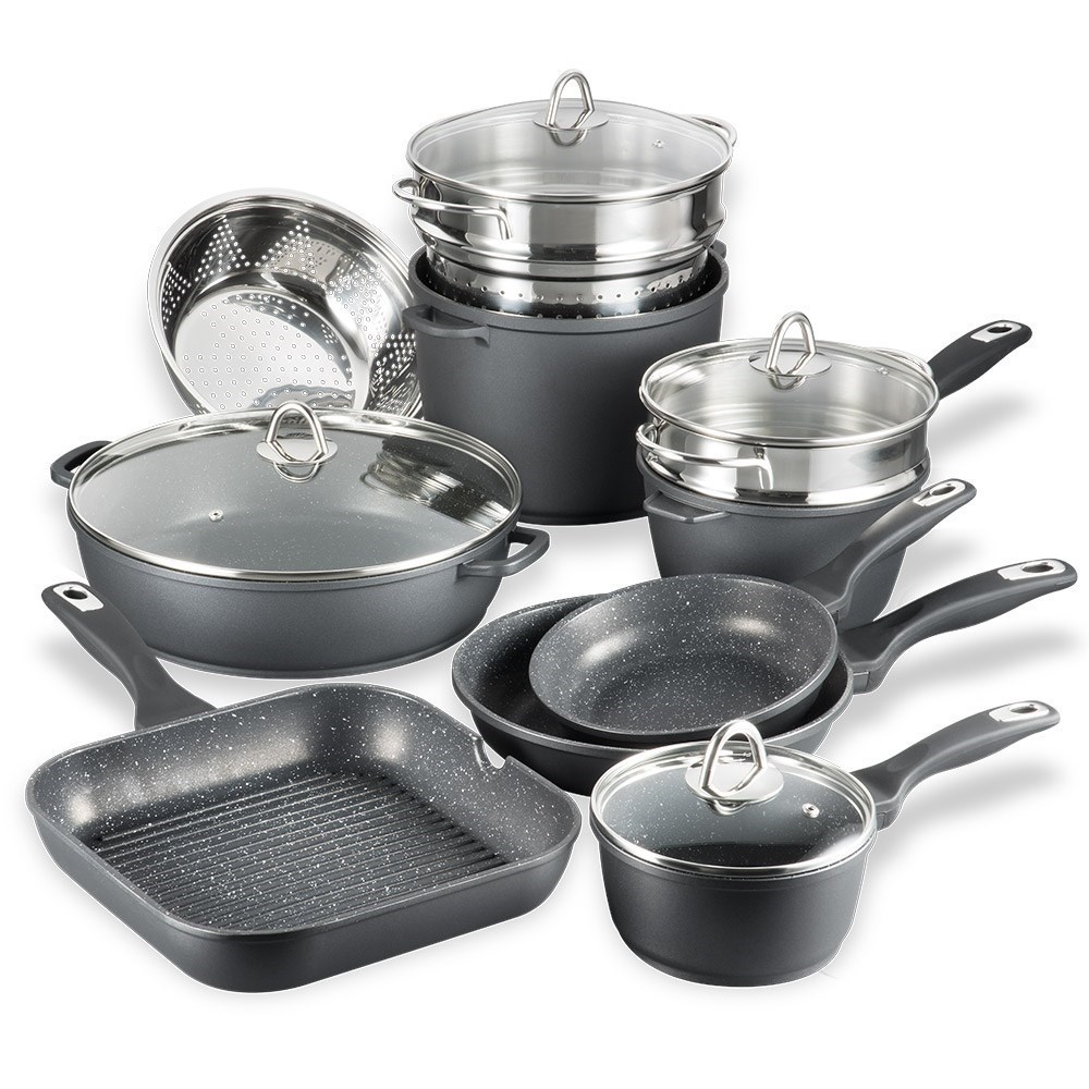 Baccarat Granite Cookware Set 10 Piece