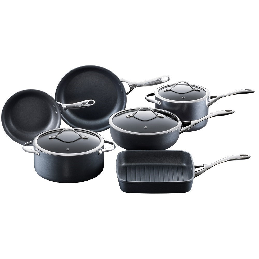 Baccarat iD3 6 Piece Cookware Set