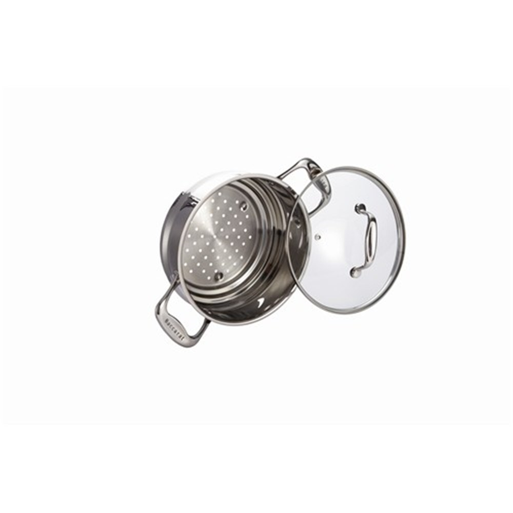 Baccarat iconiX Universal Steamer Insert with Lid