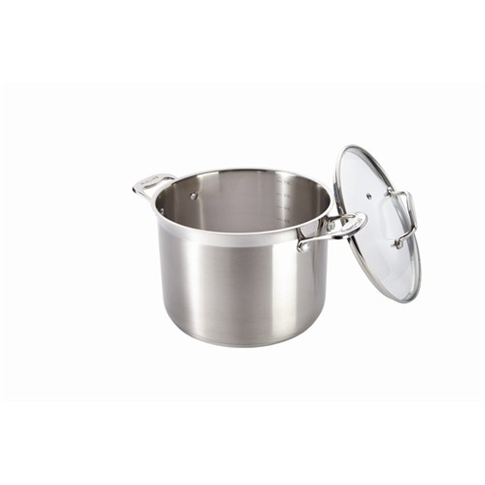 Baccarat iconiX Stockpot with Lid 7.2L/24cm