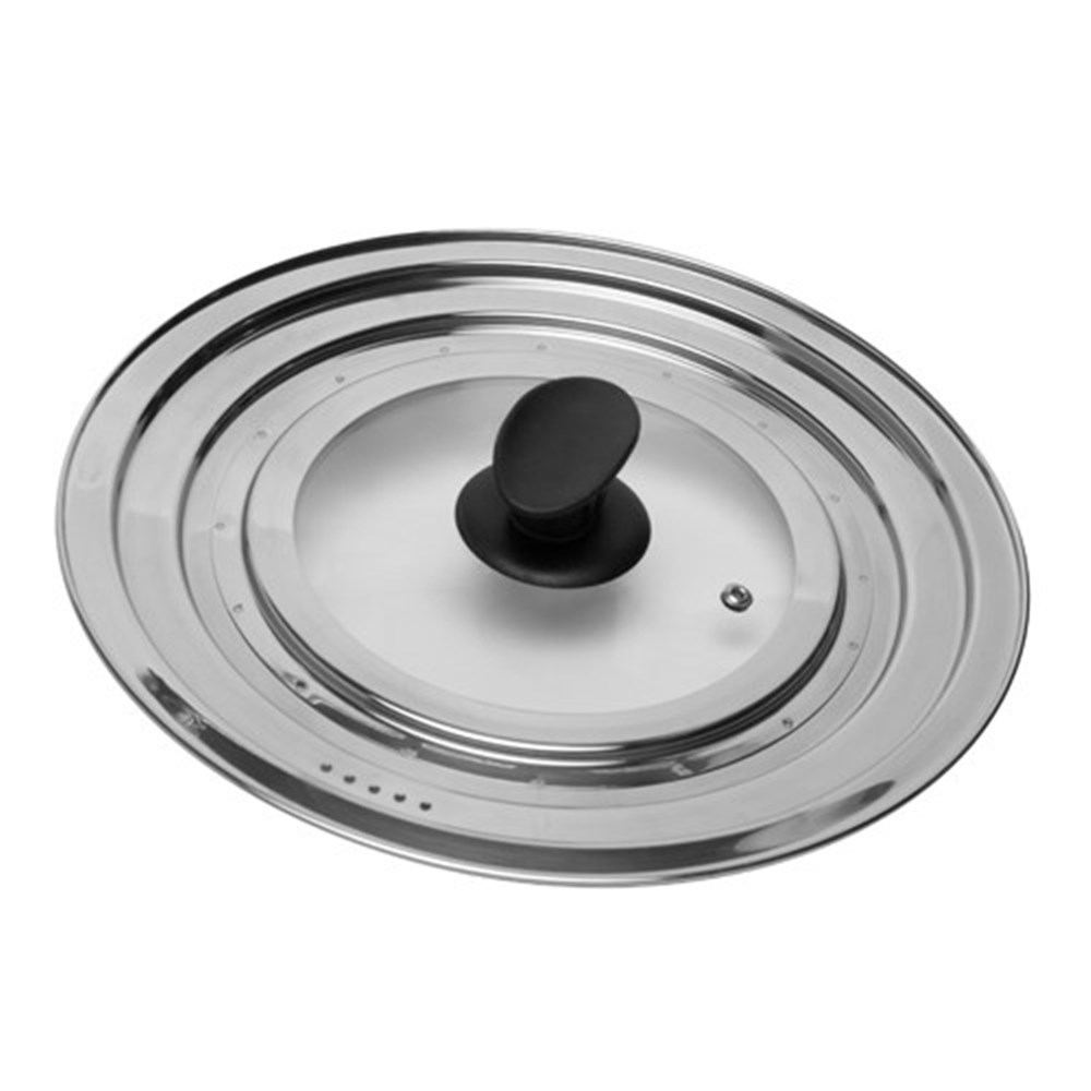 Baccarat Gourmet Universal Lid Stainless Steel 28cm