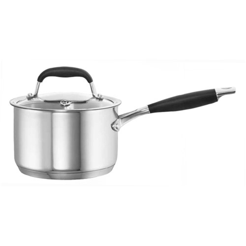 Baccarat Capri + Stainless Steel Saucepan with Lid 2L/16cm